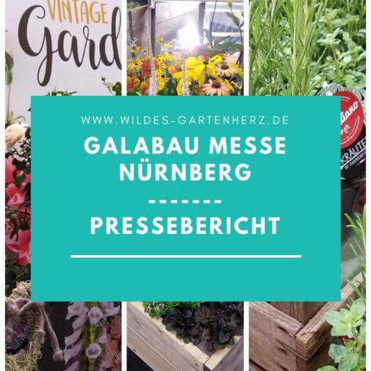 Galabau-Messe in Nürnberg
