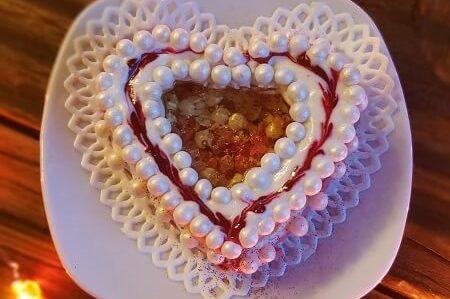 Valentinstag Geschenk selber machen