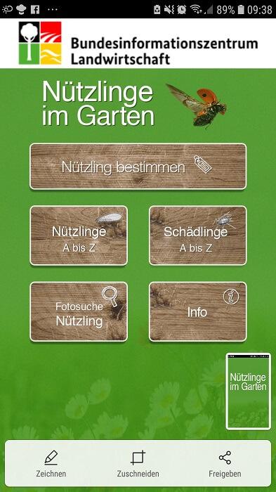 Garten App