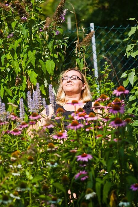 Gartenplanung, Gartenblog