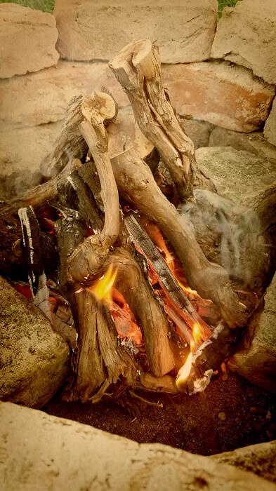 Feuer Grillplatz
