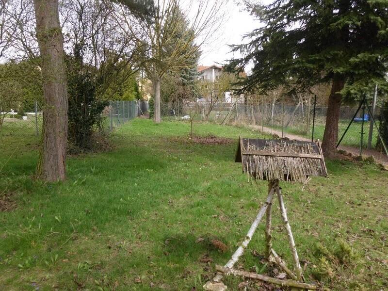 Mein Garten - Vorher und Nachher