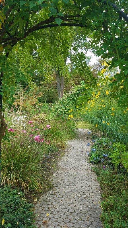 geheimen Garten