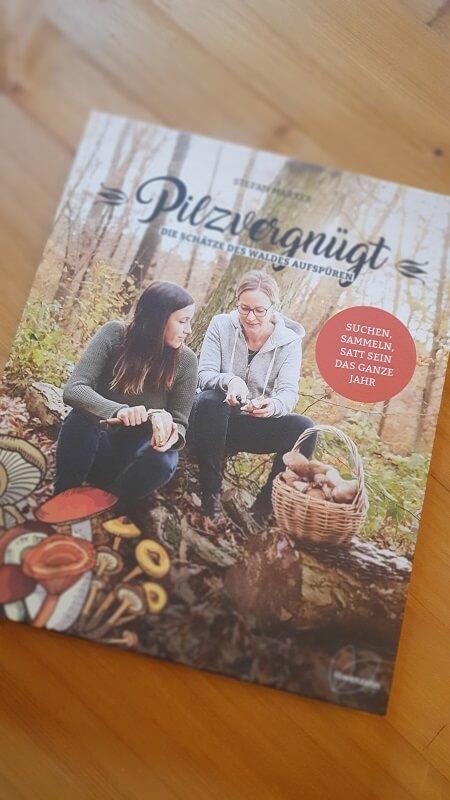 Pilze sammeln Buchempfehlung
