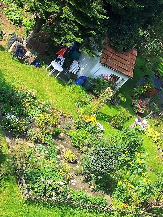 Schönste Privatgärten Deutschlands - der Garten von Maren